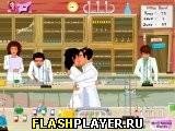 Поцелуй на химии