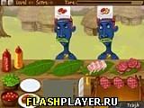Игра Готовим для племени онлайн