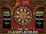 Игра Чемпион по дартсу онлайн