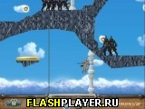 Игра Последний маг воздуха в 3Д – Битвы элементов онлайн