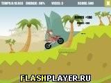 Игра Мартышка и мотоцикл онлайн