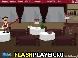 Игра Злобный официант онлайн