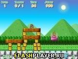 Игра Марио прыгает по блокам онлайн
