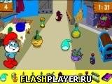 Игра Смурфики – Папина память онлайн