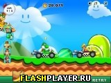 Супер Марио гонки