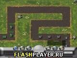 Игра Защити игрушечный танк онлайн