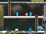 Игра Флаффи – Приключения в руинах онлайн