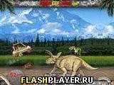 Игра Доисторический попрыгун онлайн