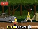 Барт Симпсон: Скейтбординг