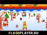 Игра Рождественские подарки онлайн