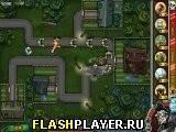Игра Охота в пригороде онлайн
