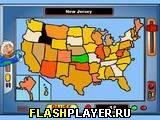 Игра География – США онлайн