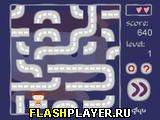 Игра Девочка в лабиринте онлайн