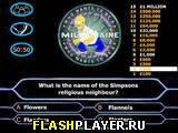Игра Симпсон - миллионер онлайн