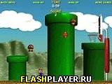 Марио и соревнование по баскетболу