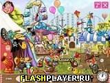 Игра Призы парка аттракционов онлайн
