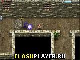 Игра Толстый воин онлайн