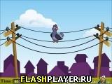 Игра Электрический голубь онлайн
