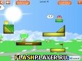 Игра Липкий и прыгучий онлайн