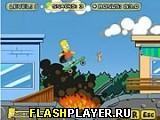 Барт и скейтбординг