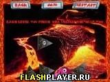 Игра Балансируй над магмой онлайн