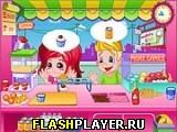 Игра Мороженое Эмили онлайн