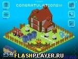 Игра Построй ферму онлайн
