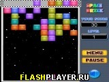 Игра Космический кирпич онлайн