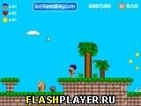 Игра Бип пещерный человек онлайн