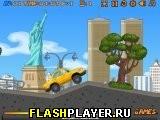 Игра Жёлтое такси в Нью-Йорке онлайн
