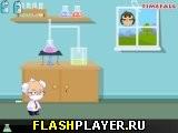 Игра Неуклюжий учёный онлайн