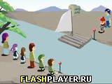 Игра Помоги переплыть! онлайн