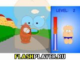 Игра Наполни парня онлайн