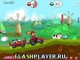 Марио и грибная ферма