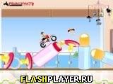 Игра Игрушечные трюки онлайн