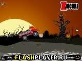 Игра Хэллоуинский грузовик онлайн