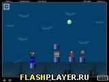 Игра Копы против супер-героев онлайн