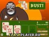 Игра Блек-Джек с аборигеном онлайн