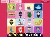 Игра Click & Match - Подбери пару: Профессии онлайн