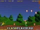 Марио мини гольф