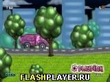 Игра Барби на грузовике онлайн