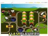 Игра Тяжелая тренировка онлайн