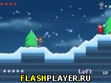 Игра Легенда снежного дня онлайн