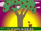 Игра Яблоки для пирога онлайн