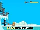Игра Том и Джерри – Снежный шар онлайн