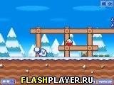 Игра Снежная сказка онлайн