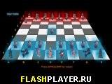 Тёмные шахматы 3Д