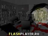 Игра Приключения в кровавой комнате онлайн