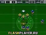 Грубый футбол