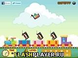 Игра Пазл-поезд онлайн